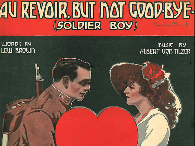 Over There: A Musical Tribute to the 100th Anniversary of Armistice Day