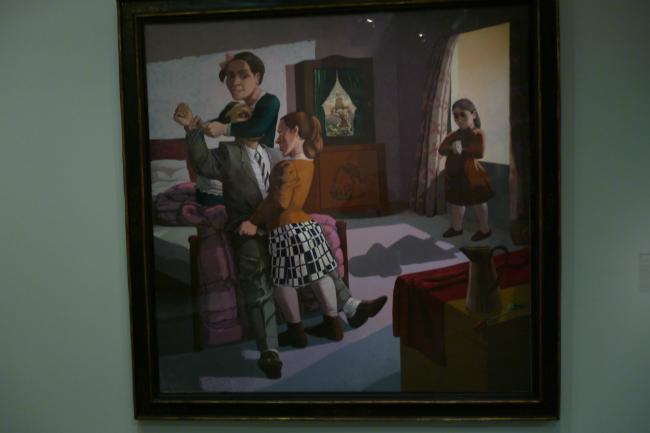 Les Contes Cruels de Paula Rego at the Musée de l'Orangerie