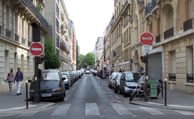 A Secret Crypt in Paris on Rue Pierre-Nicole