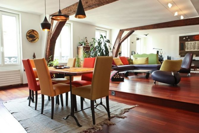 For Sale: Loft near the Picasso Museum in the Marais District