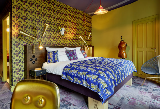 25hours Hotels Opens Its First Paris Outpost Near Gare Du Nord