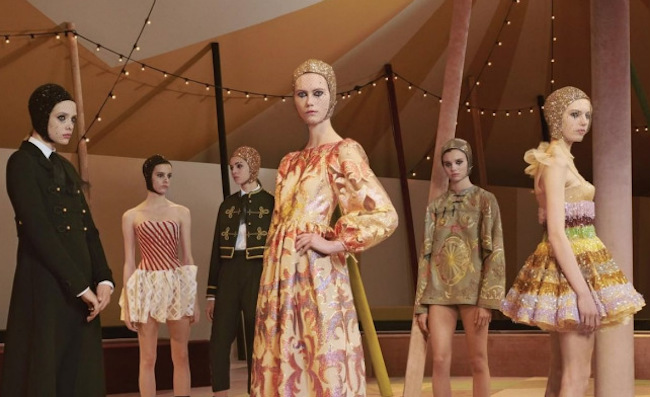 Chanel & Dior Shine at Spring 2019 Haute Couture Paris Fashion Week