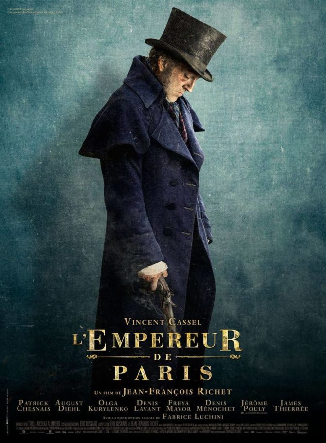 L'Empereur de Paris: The Return of Vidocq
