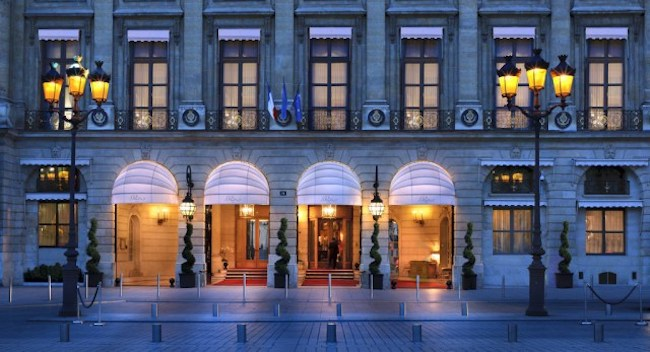 Hotels and History: Affairs at the Ritz Paris