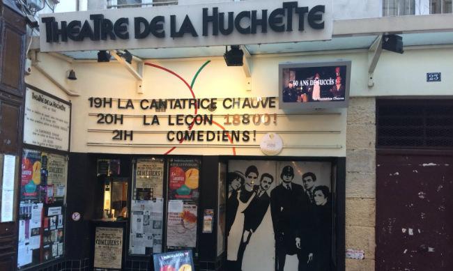 62 Years of Continuous Absurdity: Ionesco at the Latin Quarter's Theatre de la Huchette