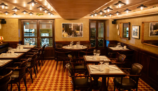 Piero TT by Pierre Gagnaire, Restaurant Fréderic Simonin & More: Tables to Try in Paris