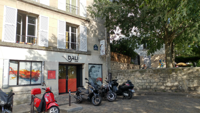 The Dali Museum in Montmartre: An Upgrade without Losing the Charm