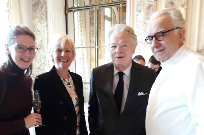 Alain Ducasse's Exceptional Lunch at Le Meurice