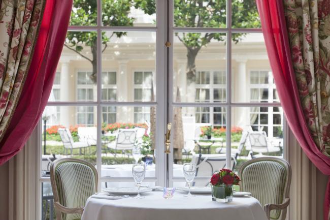 Chef Eric Frechon Celebrates 20 years at Le Bristol Paris