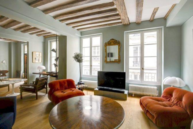 For Sale: 4-Bedroom Apartment in Saint-Germain-des-Près