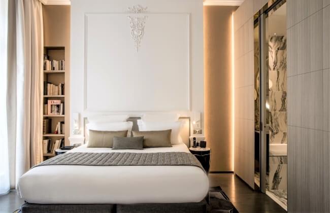 New Hotels: La Clef Champs-Élysées Paris Designed by Jean-Philippe Nuel