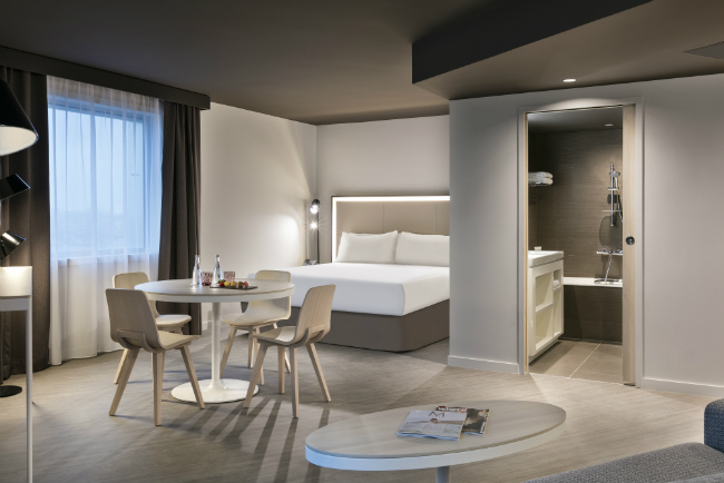 Where to Stay at Charles de Gaulle Airport: INNSiDE by Melia Opens in France