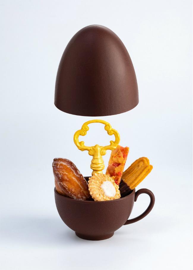 OEUF NOEL Christmas Egg Disneyland Paris