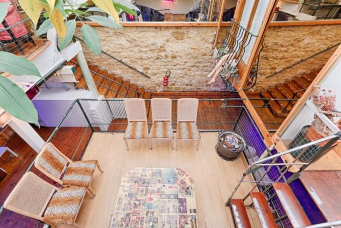 For Sale: Amazing Six-Bed Loft Apartment with Commercial Potential