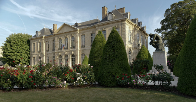 Spring Favorites: A Stroll in the Sculpture Garden of the Musée Rodin