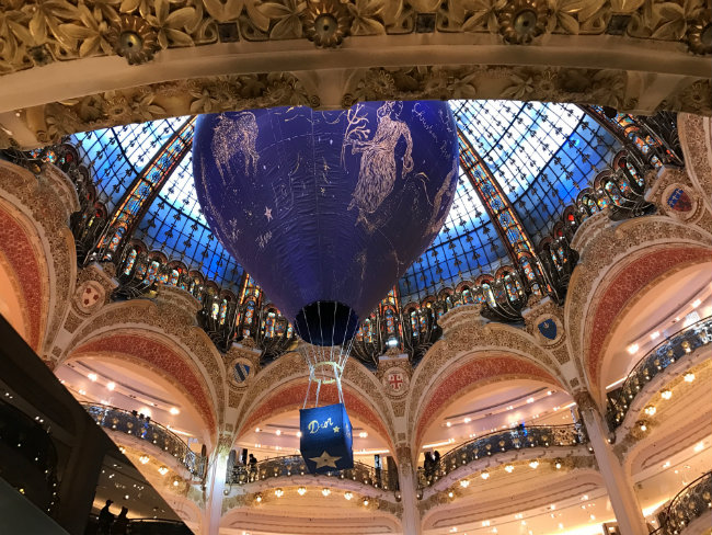 Shopping In Paris Galeries Lafayette Cheat Sheet With Top Tips