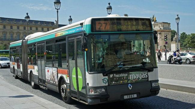 Paris Launches New City Bus Network