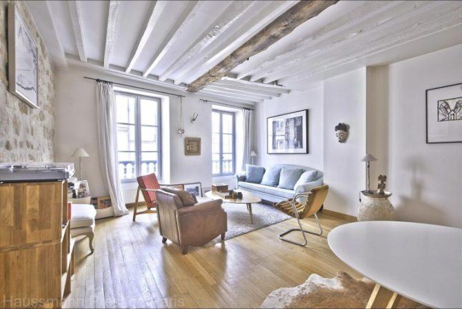 For Sale: Superb Apartment in the Heart of Saint-Germain-des-Près