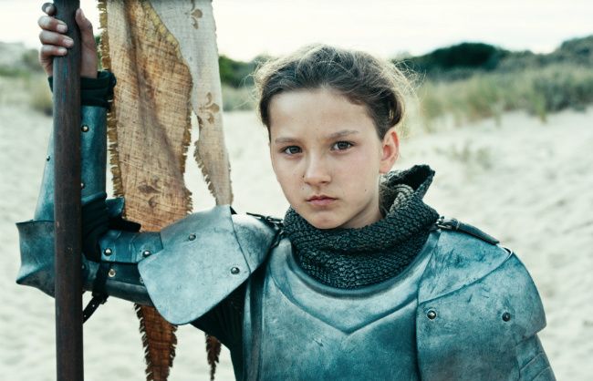 """""""Jeanne"""" Views Joan of Arc in a New Light at Cannes"""