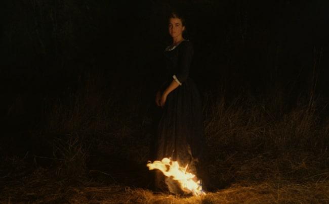 """""""Portrait de la Jeune Fille en Feu"""" Lights up La Croisette at Cannes"""