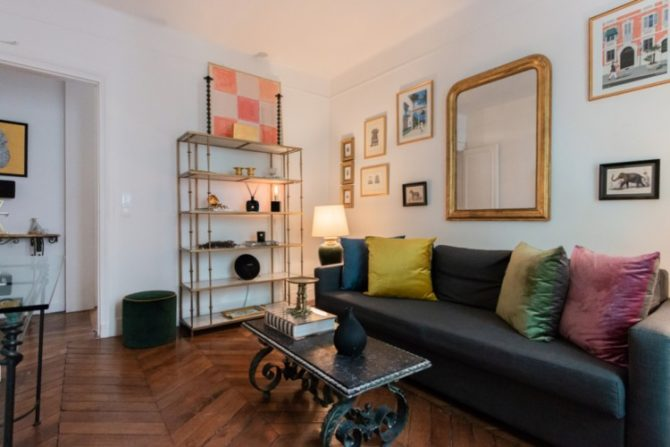 For Sale: Charming One-Bedroom Apartment in Rue des Martyrs District