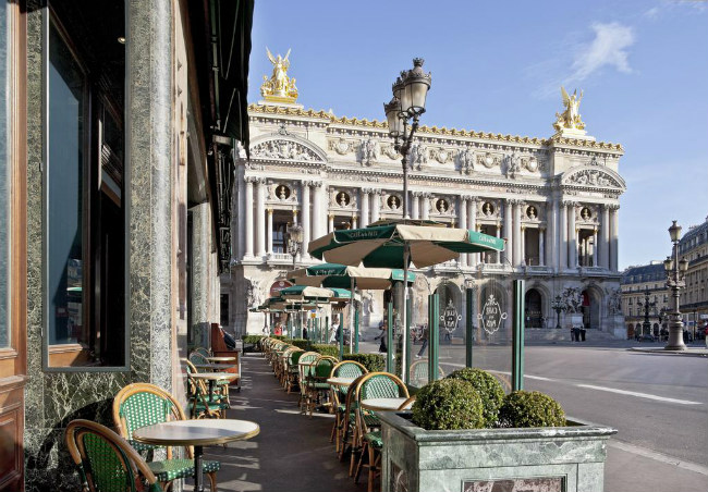 Hotel Hangouts to Mark the Paris Opera's 350th Anniversary