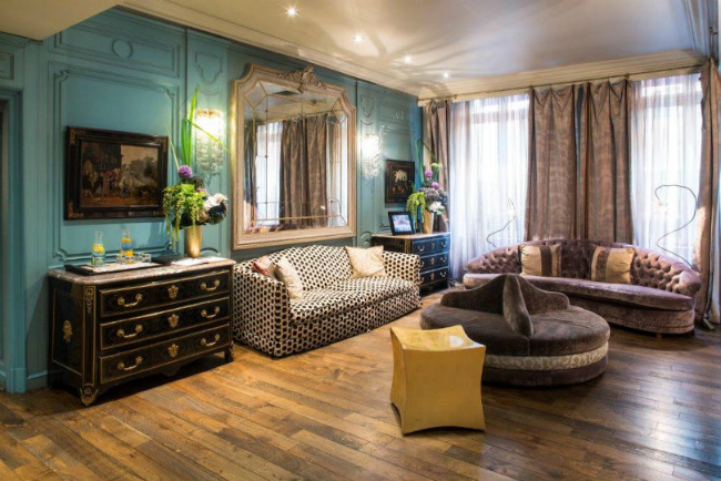 Hotel Castille Paris: Italian Charm in the Heart of Paris