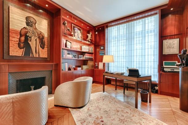 Paris mansion for sale