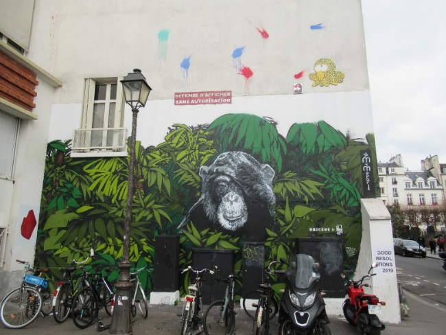 Perfect Play-Spaces for All Ages in Paris: A Psychologist's Take