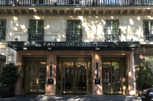 A Delicious Stay at Fauchon L'Hotel in Paris
