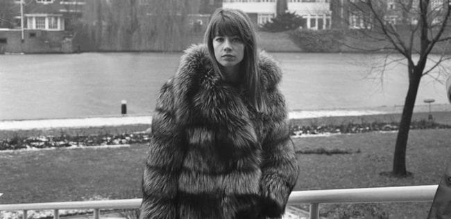 Just Like a Woman: Françoise Hardy as a Muse