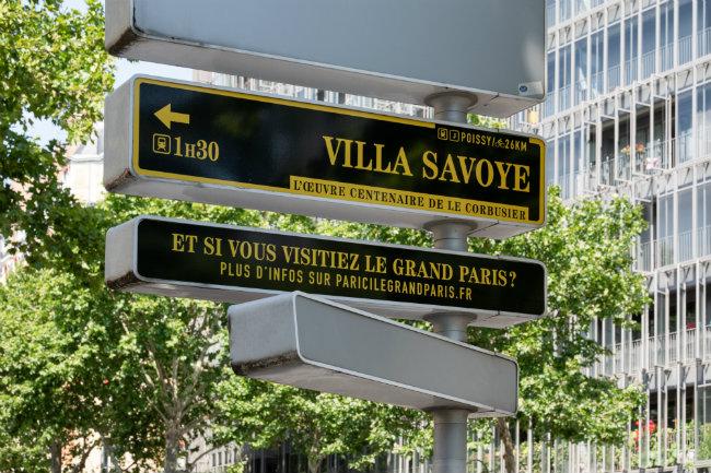 ParicileGrandParis: Have You Seen the New City Signposts?