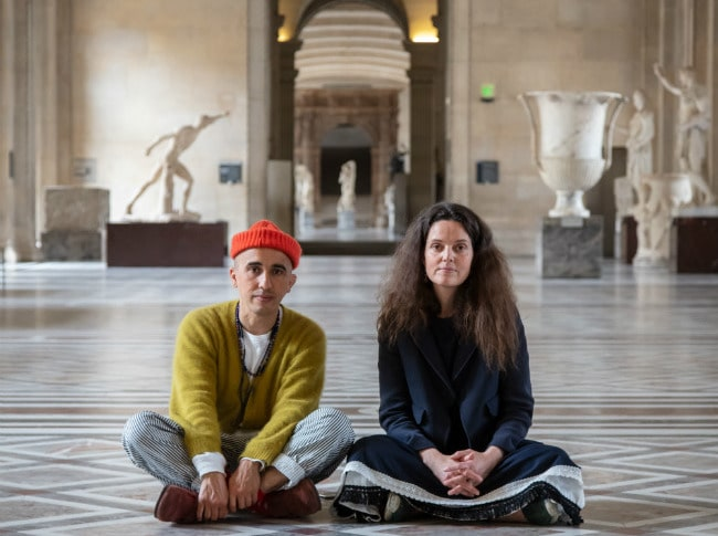 L'Officine Universelle Buly Takes Over the Louvre