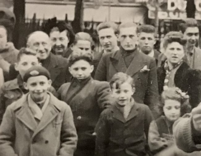 Paris with My Father: A Story of the Second World War