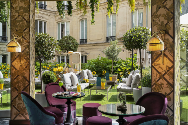 Paris Restaurants Open in August 2019