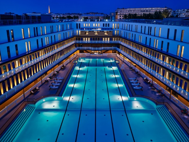 Inside the Hotel Molitor Paris as it Celebrates its 90th year
