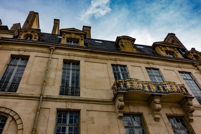 Explore Baudelaire's Hotel de Lauzun on the Ile Saint-Louis