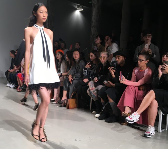 Designer Liu Chao Brings Flair to Paris Fashion Week