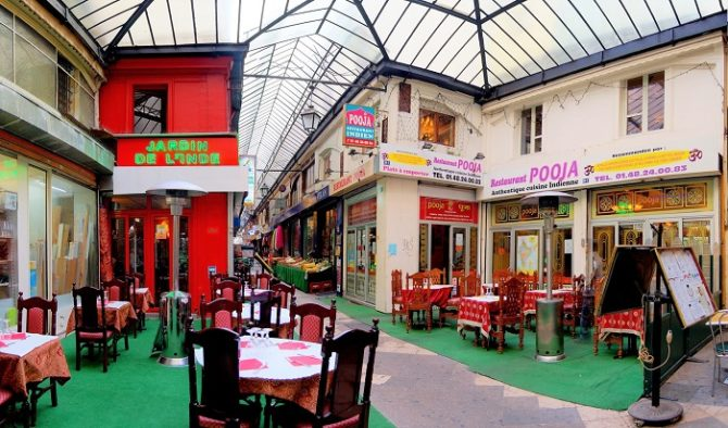 Streets and Stories: Passage Brady, Little India, in Paris