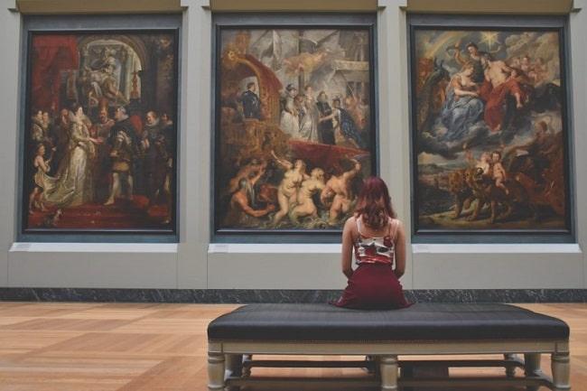 Paris in My Pocket: Art History on My Phone