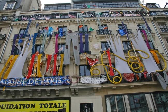 59 Rivoli in Paris: An Art Gallery Like No Other