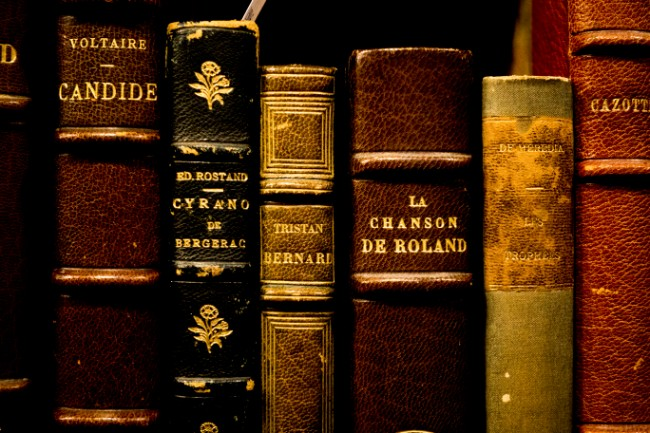 Beauty in Books: Browsing the Lovely Book Fairs in Paris
