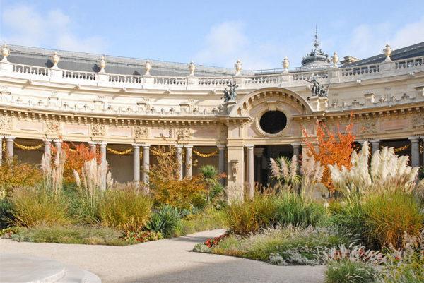 The Petit Palais and its Hidden Courtyard Garden