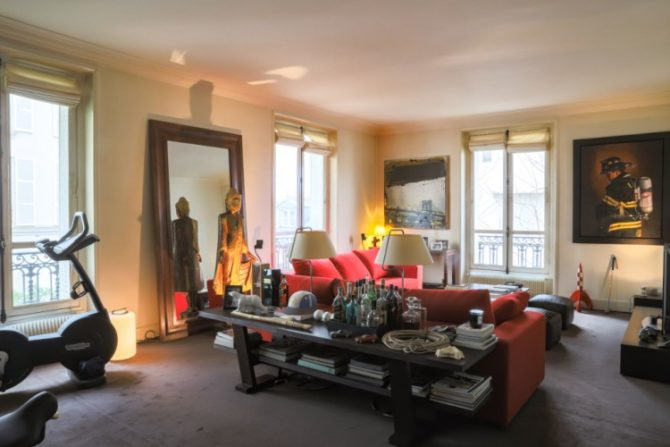 For Sale: Apartment in the Heart of Saint-Germain-des-Prés