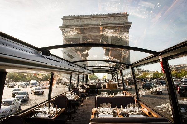 Bustronome: A Moveable Feast in Paris