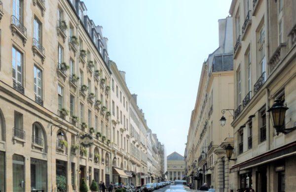 Streets and Stories: Rue de l'Odéon in Saint-Germain-des-Prés