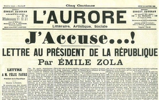 "French Film: Roman Polanski's ""J'Accuse"" (An Officer and a Spy)"