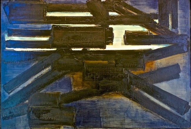 Pierre Soulages (