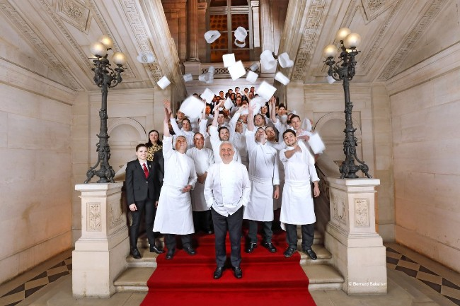 Food Buzz in France: Michelin Guide 2020