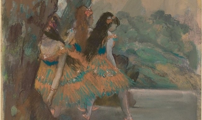 Degas at the Opera in Paris and Washington D.C.